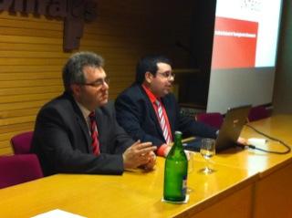 """Seminario """"seguridad en firma electrónica: buenas prácticas de uso"""""""