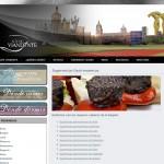 Diseño página web. Guía turismo deporte y gastronomía. Guía Viandante
