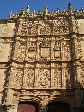 Musealización de la Universidad de Salamanca
