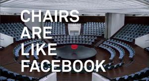 Facebook:  Las cosas que nos conectan.