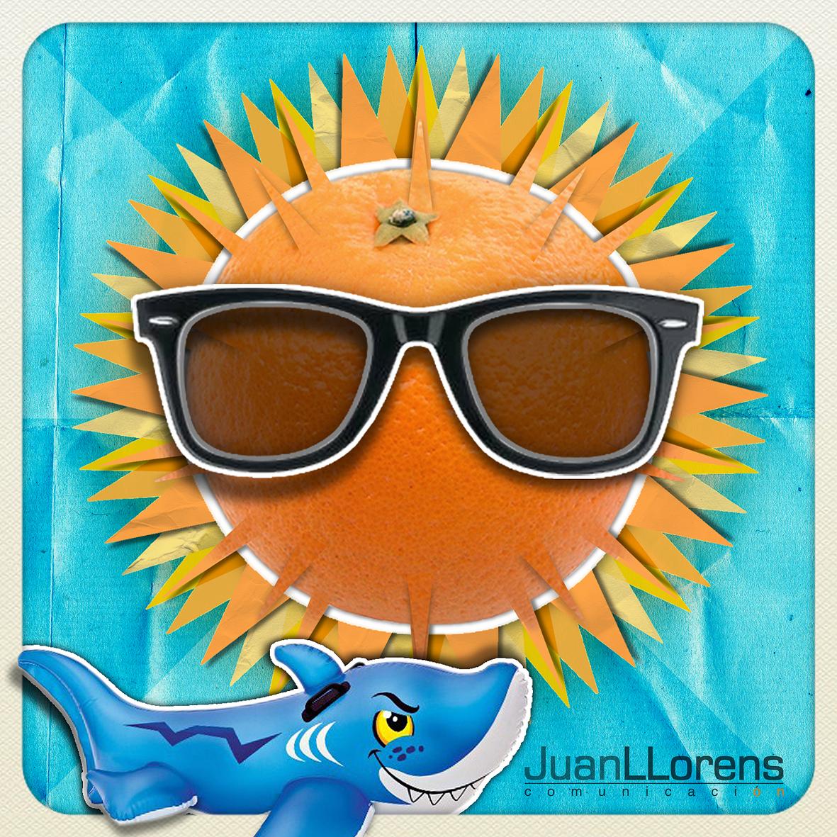 PEQUEÑO APUNTE DE VERANO #juanllorens says: vacaciones los ******* es mejor trabajar!