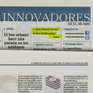 I+D+i SOStenible (…y «SOStemible»). Por Juan Llorens.