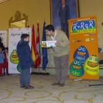 Concurso escolar. Campaña recogida selectiva de residuos. RqR.