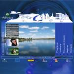 Diseño Web. Agencia de Desarrollo Local. ADRECAG.