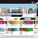 Diseño y programación página web de Excal – ADE internacional