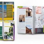 Elaboración contenidos guía turismo deporte y gastronomía. Guía Viandante