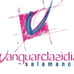 Diseño logotipo Vanguarclasidia. Jóvenes Creadores