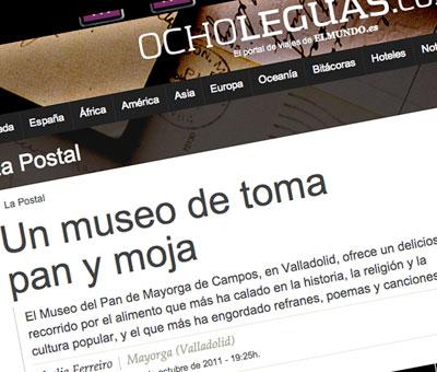 ¿Recordáis del Museo del Pan de Mayorga?