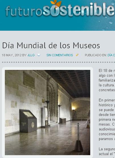 Día Mundial de los Museos