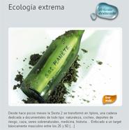 El lado más extremo de la ecología