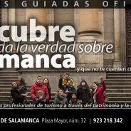 DESCUBRE TODA LA VERDAD SOBRE SALAMANCA… Y QUE NO TE CUENTEN CUENTOS