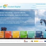 Diseño página web. Sociedad de la Información. Béjar Digital