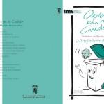 Edición material educativo. Cuadernillos de Educación Ambiental.