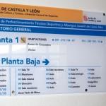 Señalética Centros de Tecnificación Deportiva de Castilla y León