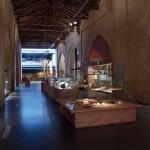 Espacio museográfico. Museo del Pan de Mayorga. Valladolid
