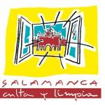 Logotipo. Medio ambiente urbano. Salamanca culta y limpia.